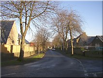 SE1421 : Woodhouse Lane, Rastrick by Humphrey Bolton