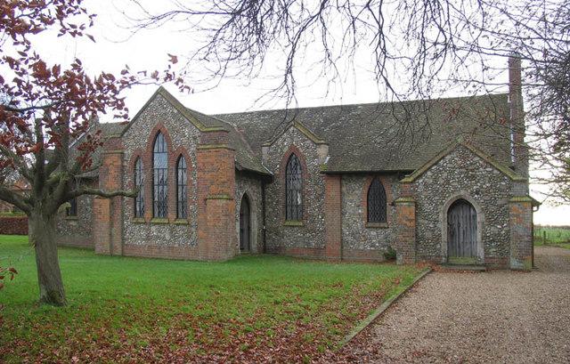 St George, Hindolveston, Norfolk