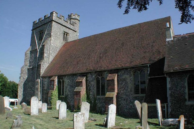 St Peter & St Paul, Farningham, Kent