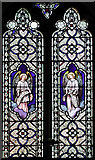 TR3154 : St Mary the Virgin, Eastry, Kent - Window by John Salmon