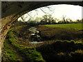 SJ3024 : Restoration work in progress on Montgomery branch of Shropshire Union Canal by David Hancock