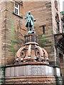 NS2876 : James Watt Statue by Thomas Nugent