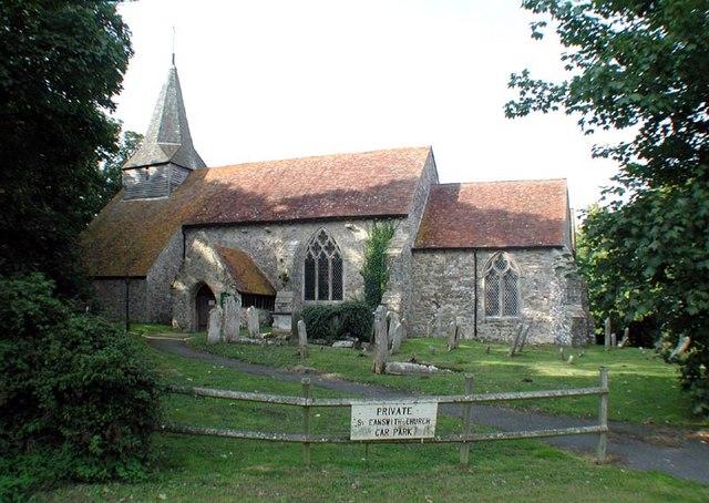 St Eanswith, Brenzett, Kent
