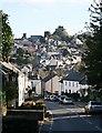 SX3285 : Launceston from Saint Stephens Hill, 2007 by Tony Atkin
