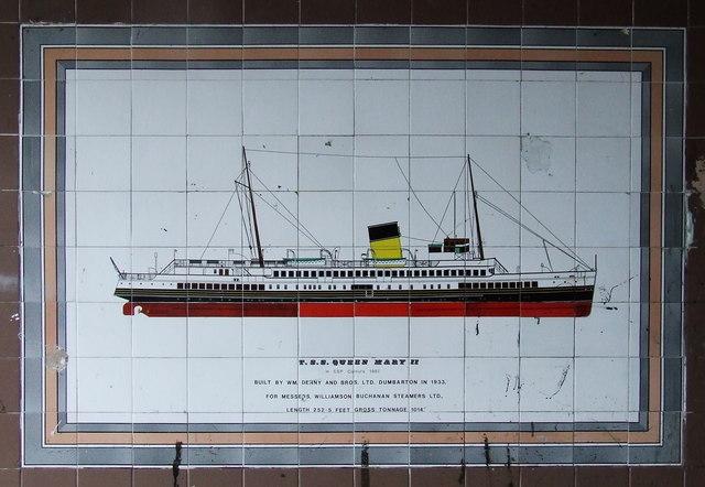 T.S.S. Queen Mary II