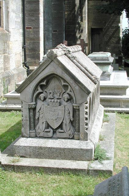 Christ Church, Kilndown, Kent - Churchyard