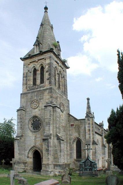 Christ Church, Kilndown, Kent
