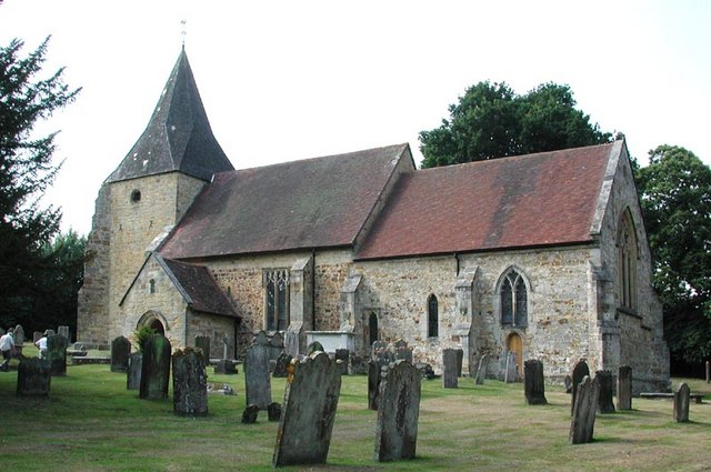 St Peter, Pembury Old Church, Kent