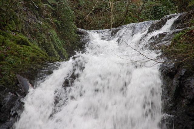 Glenoe waterfall (7)