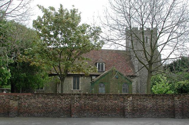 Holy Trinity, Queenborough, Kent