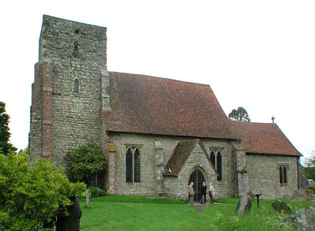St Michael & All Angels, Kingsnorth, Kent