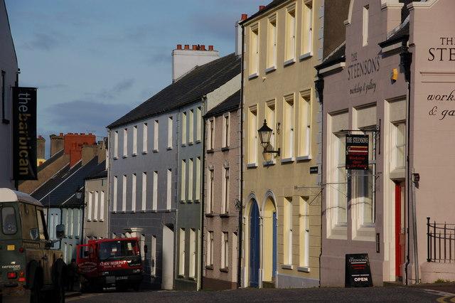 Toberwine Street, Glenarm