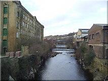 SE1415 : River Colne by Stanley Walker