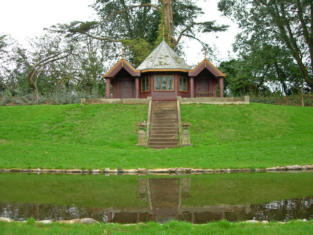The Hermitage at Bicton Park