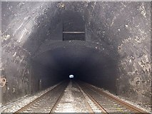 ST8569 : Inside Box Tunnel by Derek Hawkins