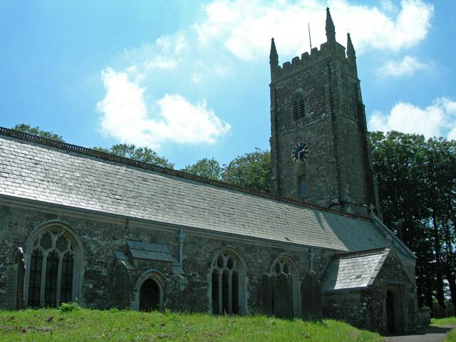 South Petherwin Church