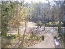 SJ3688 : Sunnyside Gates  and Cavendish Gardens by blumik