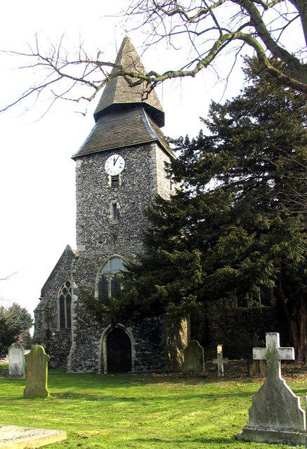 St Mary the Virgin, Upchurch, Kent