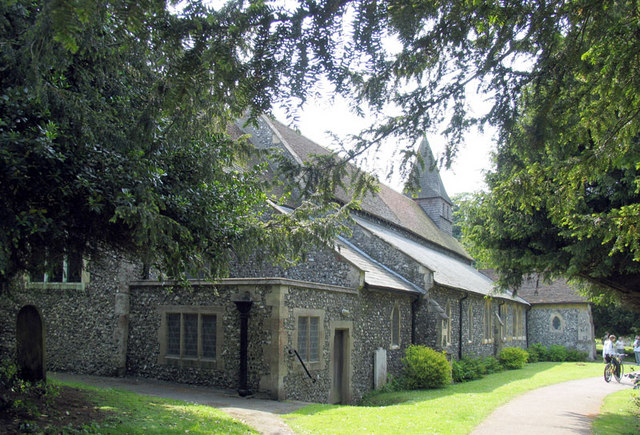 St Andrew, Dover Buckland, Kent