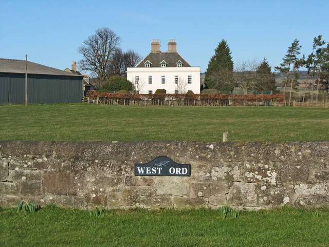 West Ord (house)
