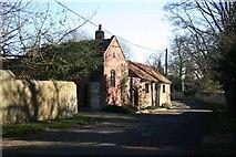 SK9859 : Far End, Boothby Graffoe by Richard Croft
