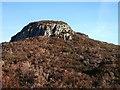 NN9232 : Rocky outcrop by Lis Burke