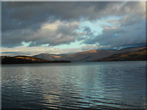 NN5833 : Loch Tay from the west by Alan Mack