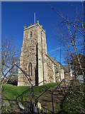 TA1345 : Tower of St. Michael's Church by David Wright