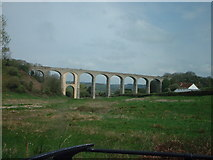 SY3192 : Cannington viaduct by ANDY FISH