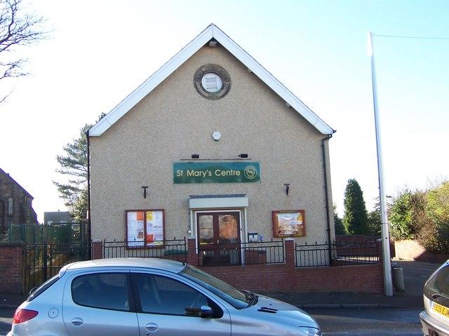 St Marys Centre, Pilsley