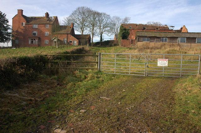 Castle Hill Farm, Kingsford