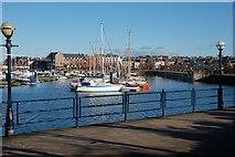 J5081 : Bangor marina (3) by Albert Bridge