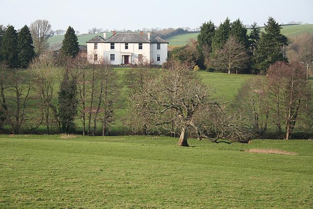 Colebrooke: towards Horwell Barton