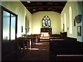 SD5399 : Interior of St Thomas Church, Selside, Kendal by Alexander P Kapp