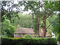TQ6329 : Stream Farmhouse, Brinker's Lane, Scrag Oak by Oast House Archive