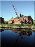 SE3231 : Thwaite Mills, Stourton by Paul Glazzard