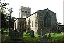 TQ0487 : St Mary, Denham, Bucks by John Salmon