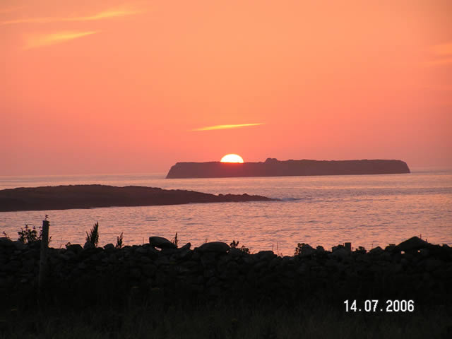 Sunset Maharees Castlegregory
