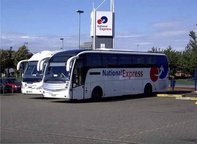 Liverpool Coach Station, Norton Street