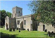 SP6517 : St Mary, Ludgershall, Bucks by John Salmon