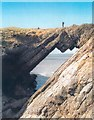 SS3887 : Devil's Bridge Worms Head by Gordon Hatton