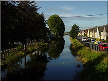 N3325 : The Grand Canal at Tullamore by Colin Park