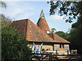 TQ7726 : Oast House at Elms Farm, Bodiam, East Sussex by Oast House Archive