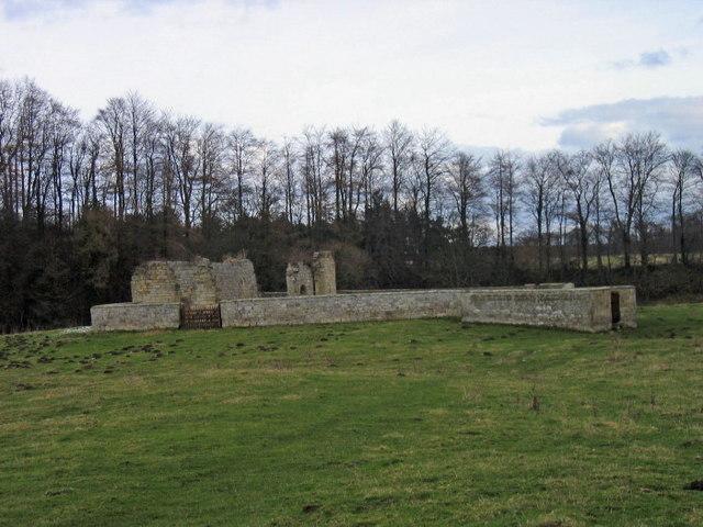 Brainshaugh Priory (ruins)