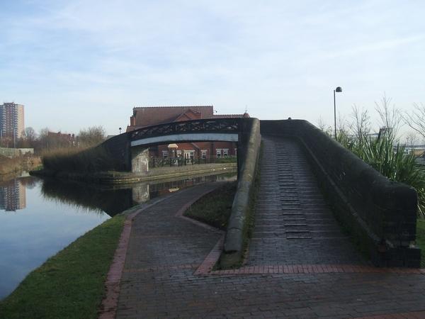 Bentley Canal Bridge