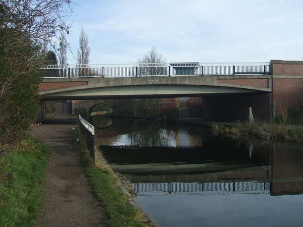 New Bentley Bridge
