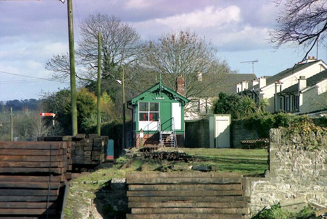 Navan Signal Box