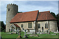 TL8146 : St George Pentlow Essex by John Salmon