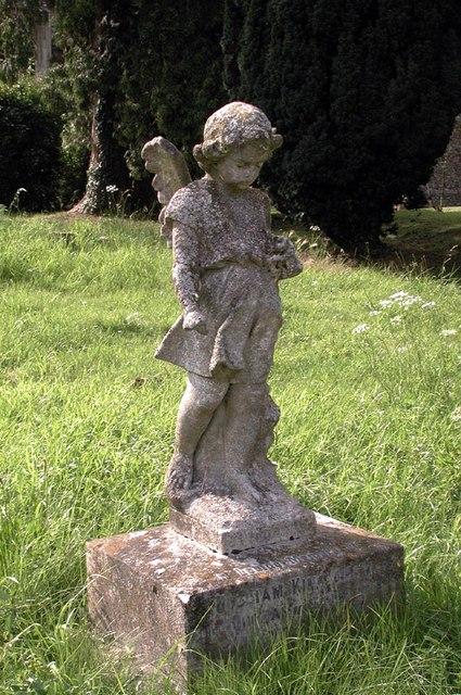 St Mary the Virgin, Great Bardfield, Essex - Churchyard