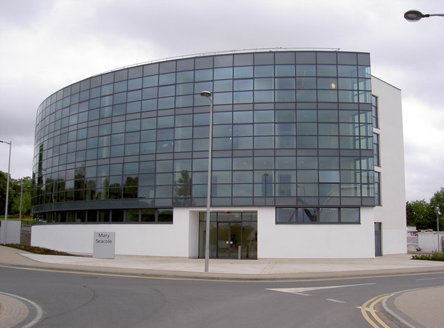Mary Seacole Building, Brunel University West London